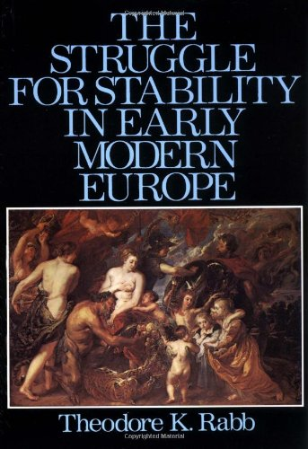 book The Struggle for Stability in Early Modern Europe