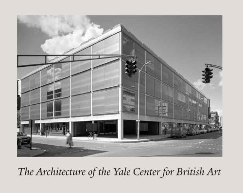 book The Architecture of the Yale Center for British Art by Prown Jules David Brown Thomas A. (2009-06-16) Hardcover