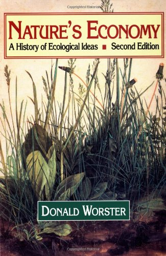 book Nature\'s Economy: A History of Ecological Ideas (Studies in Environment and History)