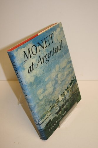 book Monet at Argenteuil