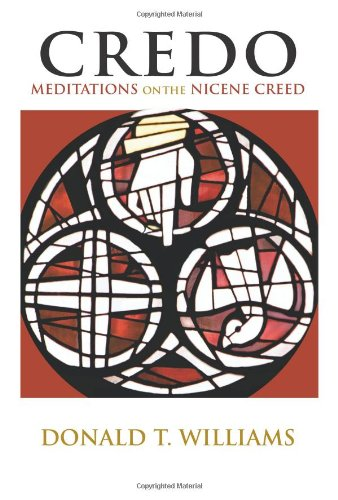 book Credo: Meditations on the Nicene Creed
