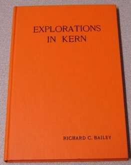 book Explorations in Kern