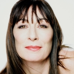 Anjelica Huston - daughter of John Huston