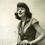 Ruth Orkin - Spouse of Morris Engel