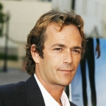Luke Perry - colleague of Charles Melton