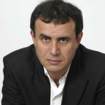 Nouriel Roubini - collegue of Xavier Sala-i-Martin