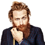 Kristofer Hivju - colleague of Daniel Portman