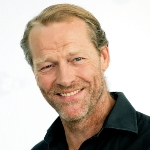 Iain Glen - colleague of Conleth Hill