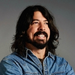 Dave Grohl - colleague of Stevie Nicks