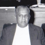 Esmond Wickremesinghe