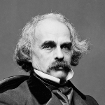 Nathaniel Hawthorne - Friend of Herman Melville