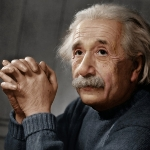 Albert Einstein - Friend of Theodor Kaluza