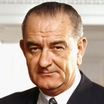 Lyndon Johnson - acquaintance of June Thomas