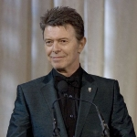 David Bowie - colleague of Richard Hall