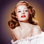 Rita Hayworth - Friend of Sydney Omarr