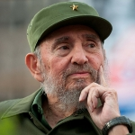 Fidel Castro Ruz - Friend of Diego Maradona