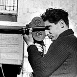 Robert Capa - colleague of David Seymour