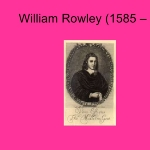 William Rowley