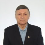 Renald Knysh - coach of Olga Korbut
