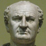 Titus Vespasianus - Father of Titus Domitianus