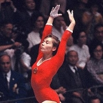 Elena Volchetskaya - First coach of Olga Korbut