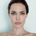 Angelina Jolie - colleague of James McAvoy
