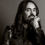 Alessandro Michele - colleague of Raf Simons