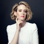 Sarah Paulson - colleague of James McAvoy