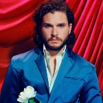 Kit Harington - colleague of Daniel Portman