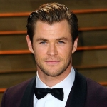 Chris Hemsworth - brother-in-law of Miley Cyrus