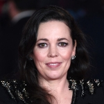 Olivia Colman - colleague of Colin Farrell