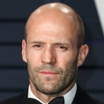 Jason Statham - Boyfriend  of Rosie Huntington-Whiteley
