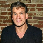 Patrick Swayze - colleague of Rob Lowe
