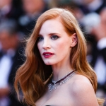 Jessica Chastain - colleague of Casey Affleck