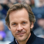 Peter Sarsgaard - colleague of Sharon Stone