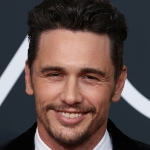 James Franco - colleague of Rachel Brosnahan