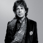 Mick Jagger - colleague of Amy Winehouse
