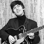 George Harrison - colleague of Roy Orbison