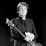 Paul McCartney - colleague of Roy Orbison