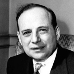 Benjamin Graham - partner of Warren Buffett