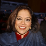 Mira Nair - Spouse of Mitchell Epstein