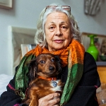 Lynda Benglis - colleague of Robert Morris