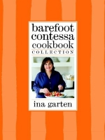 Barefoot Contessa Cookbook Collection: The Barefoot Contessa Cookbook, Barefoot Contessa Parties!, and Barefoot Contessa Family Style by Garten Ina (2010-11-30) Hardcover