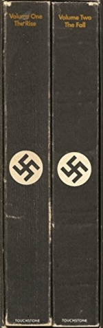 The Rise and Fall of the Third Reich a History of Nazi Germany (Two Volume Boxed Set)