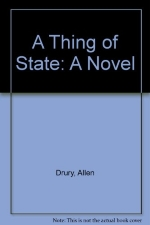 THING OF STATE: A Novel
