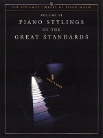 Piano Stylings Of The Great Standards Vol. VI (The Steinway Library of Piano Music) by Edward Shanapy (2007) Paperback