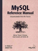 MySQL Reference Manual: Documentation from the SourceMYSQL REFERENCE MANUAL: DOCUMENTATION FROM THE SOURCE by Widenius, Michael (Author) on Jun-10-2002 Paperback