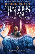 Magnus Chase and the Gods of Asgard, Book 1: The Sword of Summer