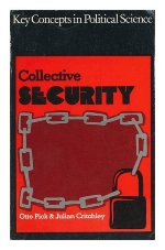Collective Security (Key Concepts in Political Science)