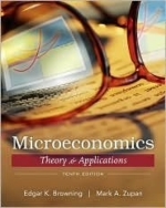 Microeconomic Theory & Applications (Wiley Desktop Editions) 10th (tenth) edition Text Only